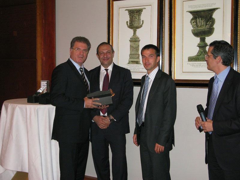 Βράβευση επιχειρήσεων από το Ελληνο-Βελγικό Επιμελητήριο