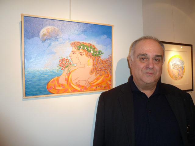 Γιώργος Σταθόπουλος - Βρυξέλλες