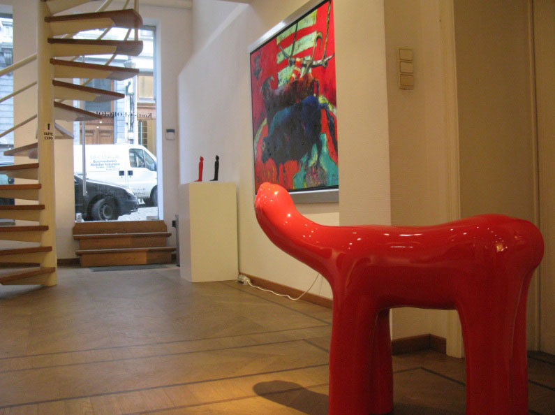 Κωστής Γεωργίου - Gallery Valerie Bach