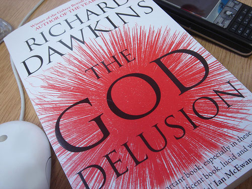 «The God Delusion»  Richard Dawkins