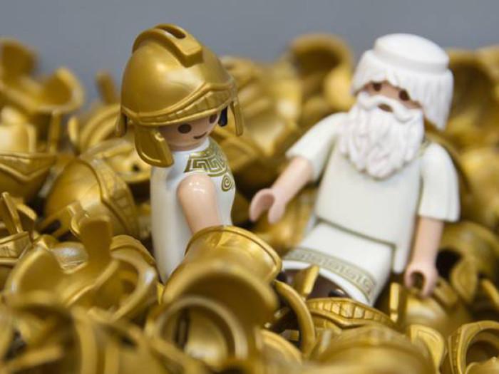 «Είναι γεγονός: Η PLAYMOBIL σχεδίασε τις δύο πρώτες ελληνικές φιγούρες»