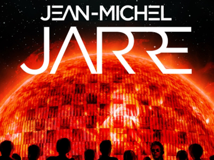 Ο Jean Michel Jarre στις Βρυξέλλες