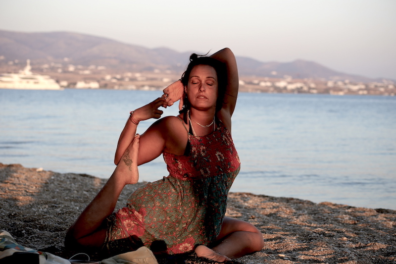 yoga eleana antiparos