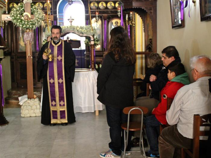 Αποχώρηση του πατέρα Σπυρίδωνα από την ενορία των Αρχιστρατήγων Μιχαήλ και Γαβριήλ στις Ixelles και το Βέλγιο