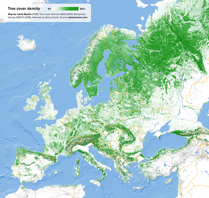 europe-tree-cover