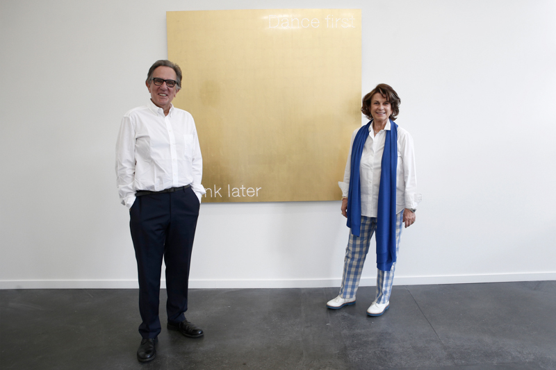 Jean Bernier, Marina Eliades