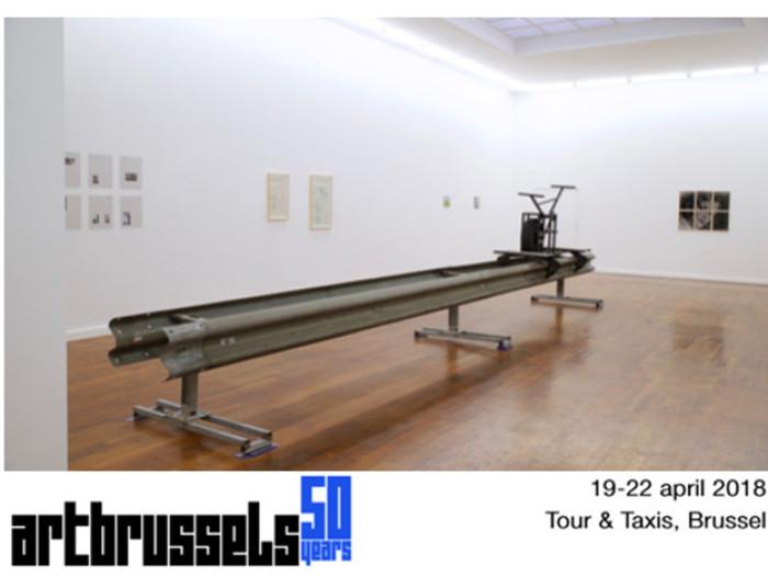 Η Art Brussels είναι εδώ και φέτος γιορτάζει τα 50 της χρόνια