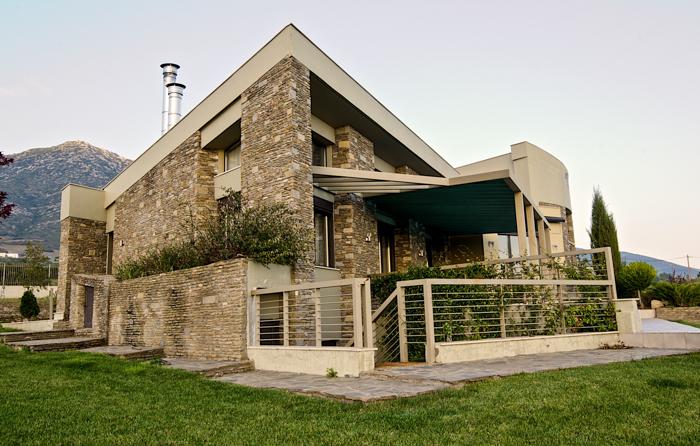Residence in Galatista