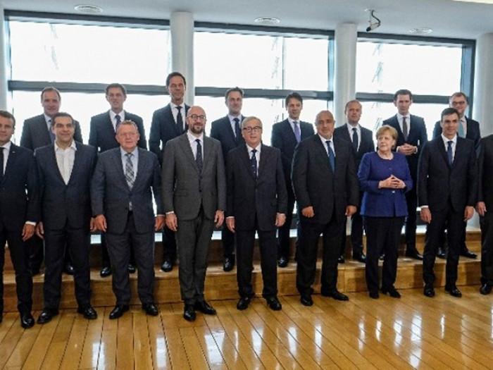 Χωρίς απτά αποτελέσματα η συνάντηση των 16 ηγετών της ΕΕ για το προσφυγικό