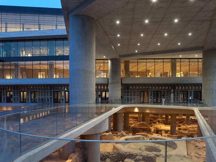 «10 χρόνια Μουσείο Ακρόπολης»: διάλεξη του καθ. Δημ. Παντερμαλή, στις Βρυξέλλες