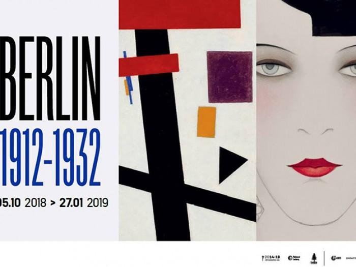 Berlin 1912–1932: έκθεση στο Μουσείο Καλών Τεχνών