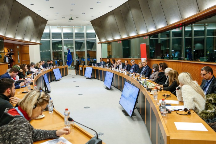 Cohesion policy and Trans-European Transport Network in the 2021-2027 financial framework