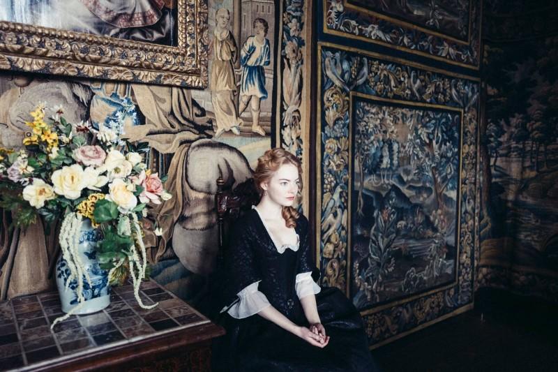 Η Emma Stone ως Abigail