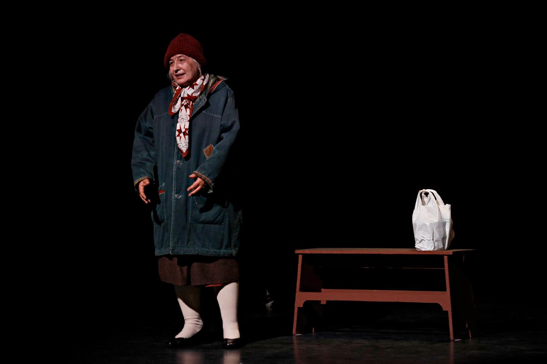 Ελληνικό Θέατρο Βελγίου: Έφη Σπύρου