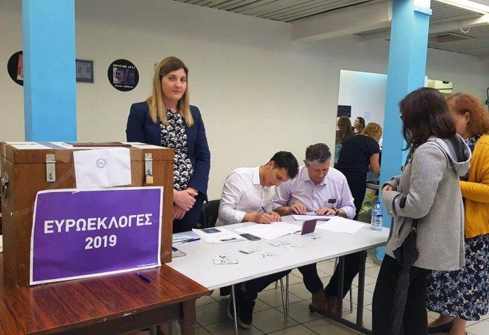 Τρια εκλογικά τμήματα λειτουργούν στην Ελληνική Κοινότητα Βρυξελλών