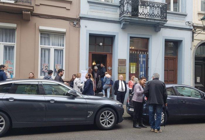 Κοσμοσυρροή Ελλήνων για την ψήφο στις Ευρωεκλογές