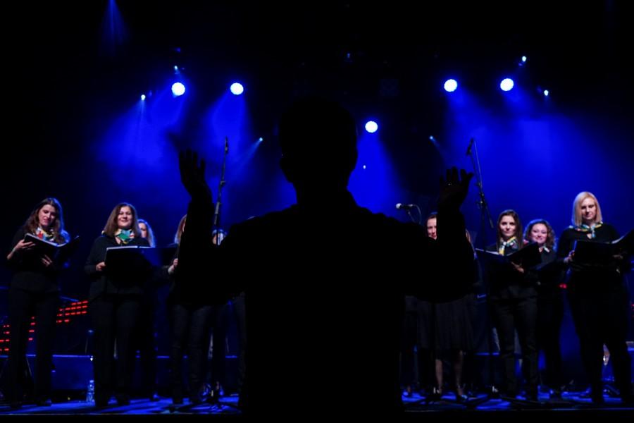 """Η Ελληνική Χορωδία Βρυξελλών προετοιμάζεται για την συμμετοχή της στις """"12 Ώρες για την Ελλάδα"""""""