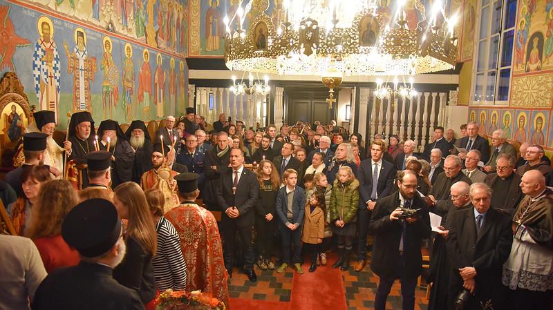 patriarxis Vartholomaios Bruges
