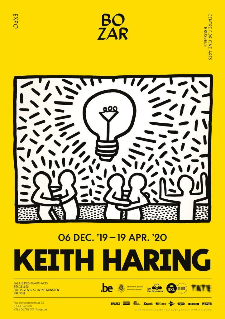 Keith-Haring-Bozar