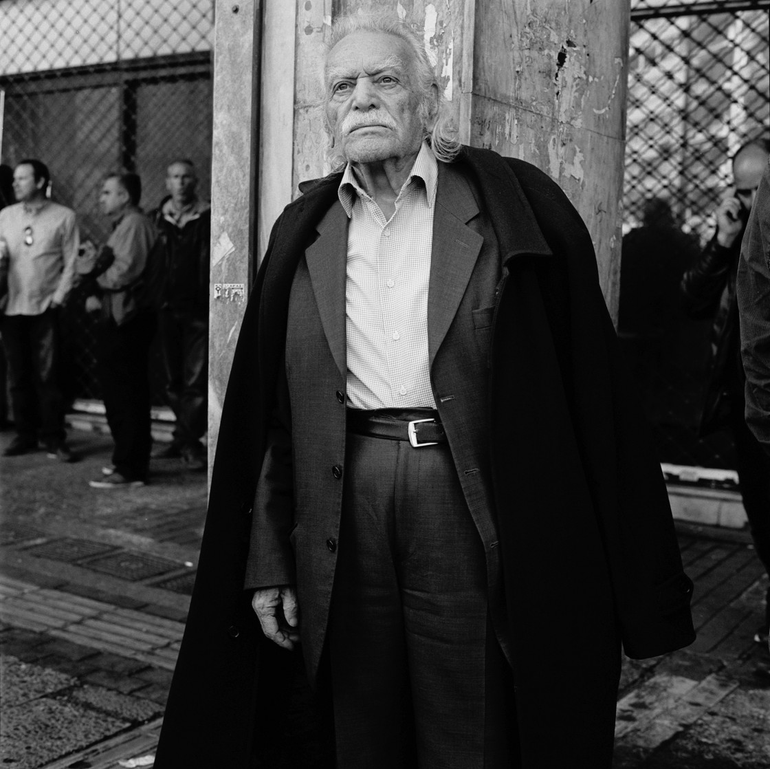 Βραβεία και τιμές απόλαυσε πολλές, τόσο στην Ελλάδα όσο και διεθνώς, μολονότι ποτέ δεν επιδίωξε καμία διάκριση, ούτε και την «εξαργύρωσε». Φωτο: Σπύρος Στάβερης/LiFO