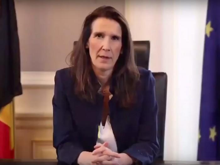 Η πρωθυπουργός του Βελγίου, Sophie Wilmès, ανακοίνωσε την ομάδα εργασίας του «déconfinement»