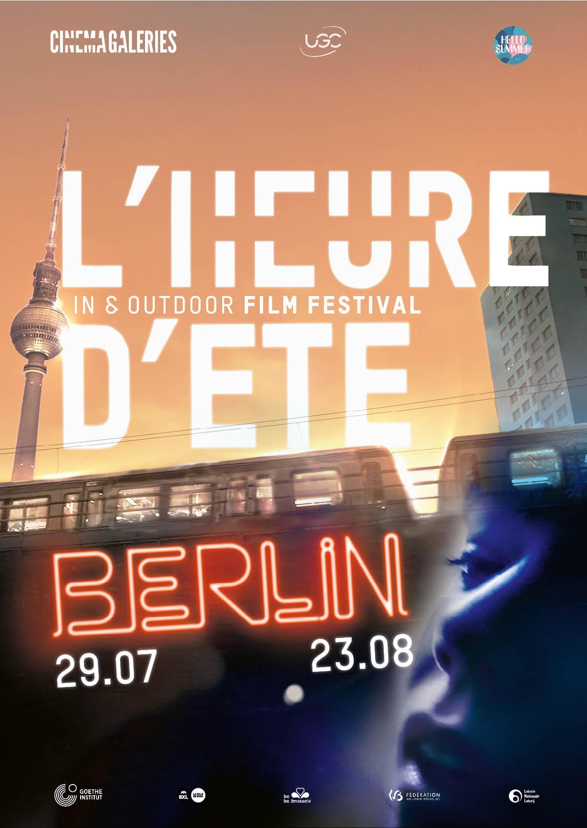 L'Heure d'Été Berlin affiche