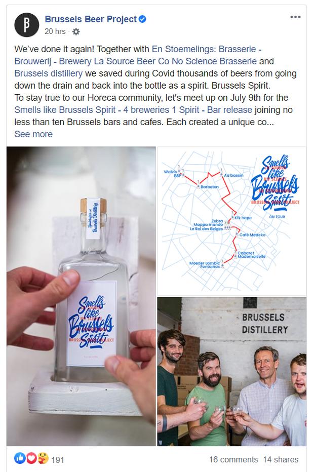 brusselsbeerproject eau de biere