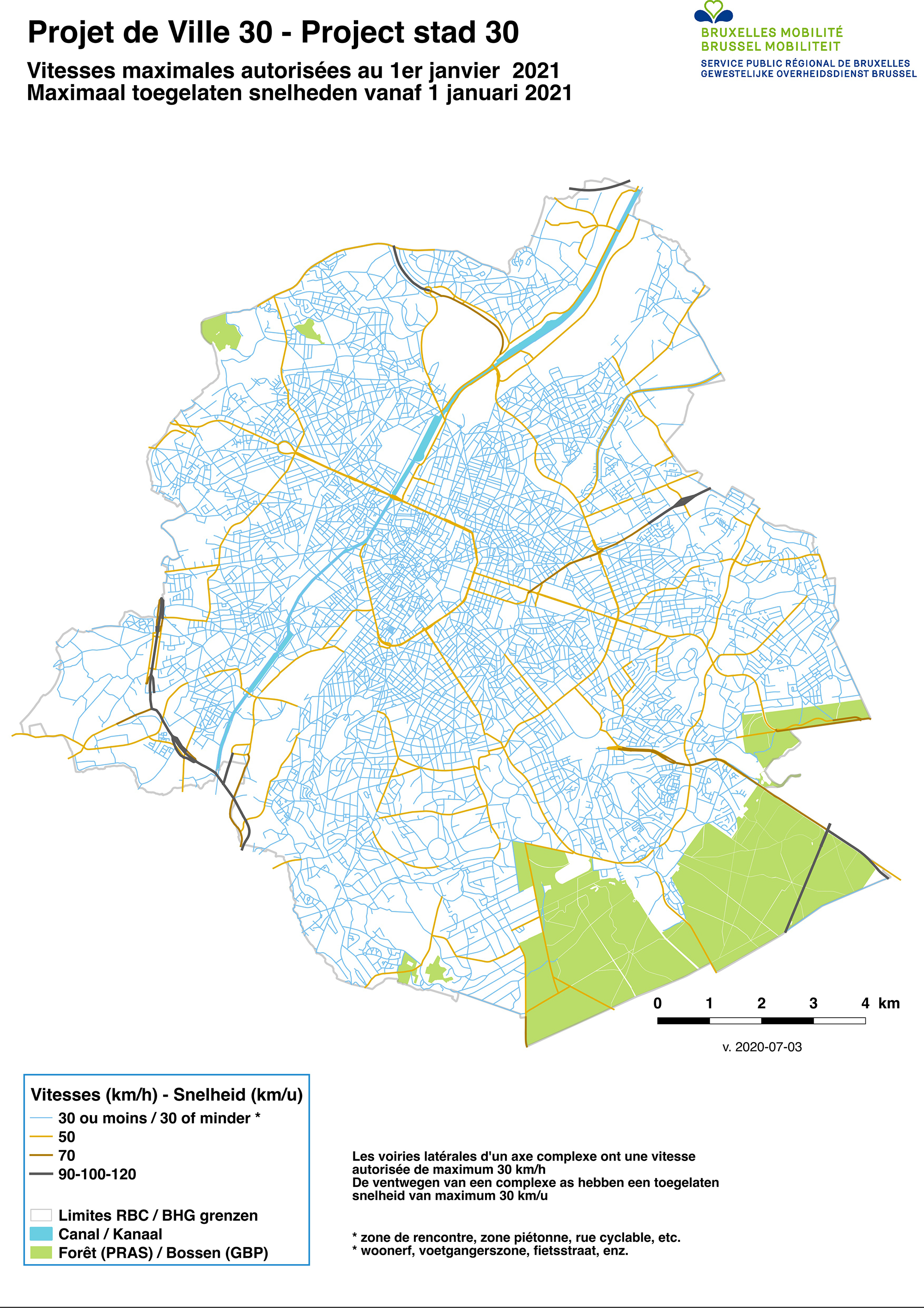 stad30 ville zone klm map