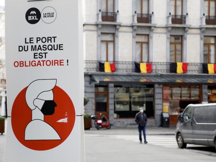 «Το Βέλγιο χαλαρώνει τα μέτρα πολύ γρήγορα», προειδοποιεί η Erika Vlieghe