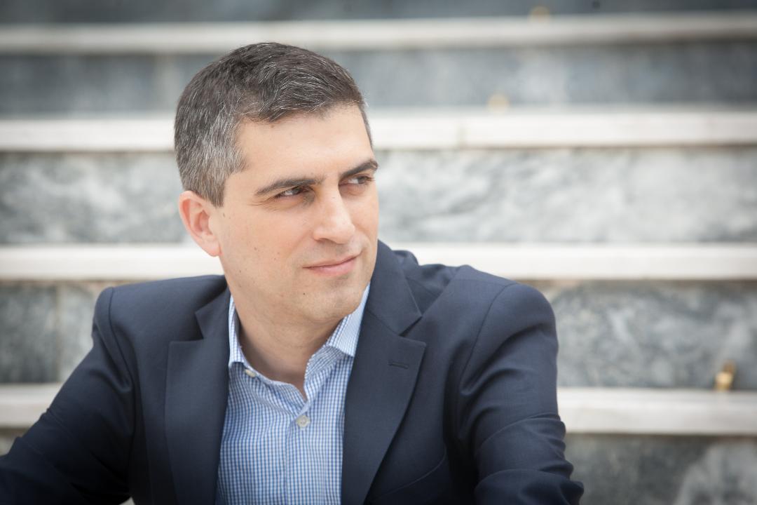 Ο υφυπουργός Έρευνας και Τεχνολογίας, Χρίστος Δήμας