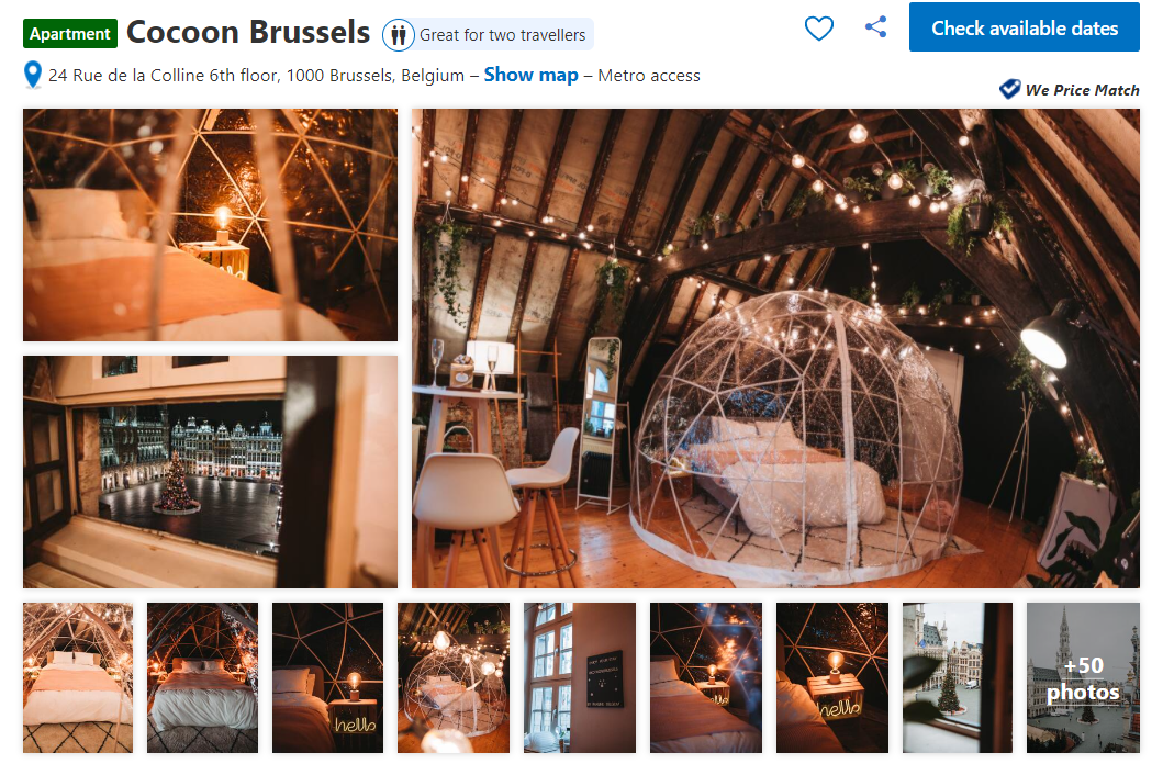 Cocoon Brussels