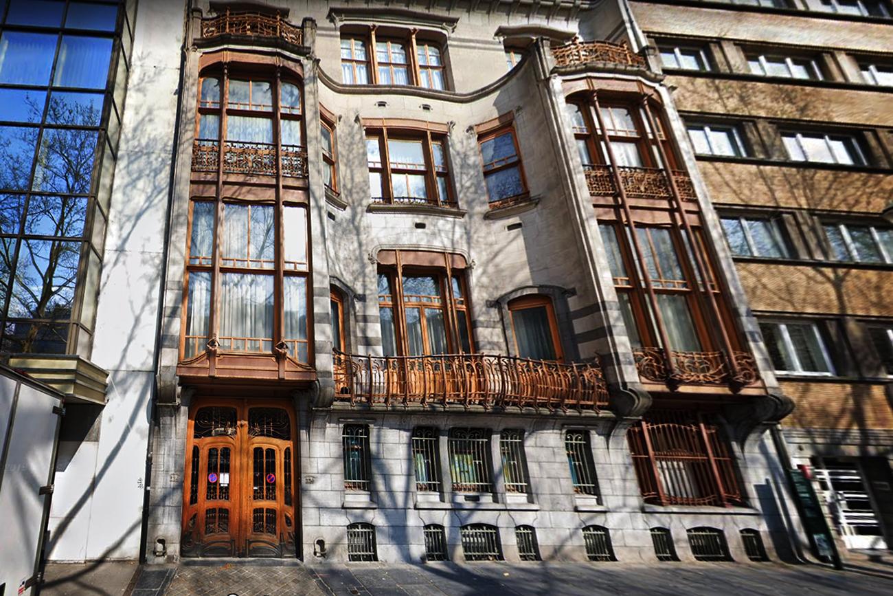 Avenue Louise - Hôtel Solvay