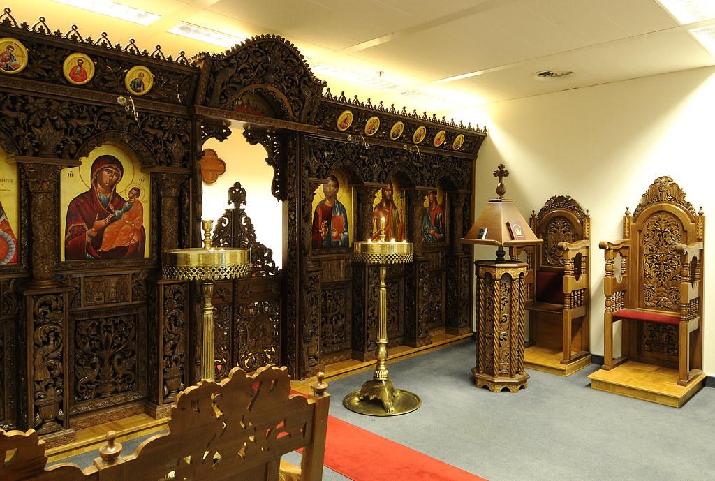 Το παρεκκλήσι του Αγίου Γεωργίου, όπως είναι σήμερα
