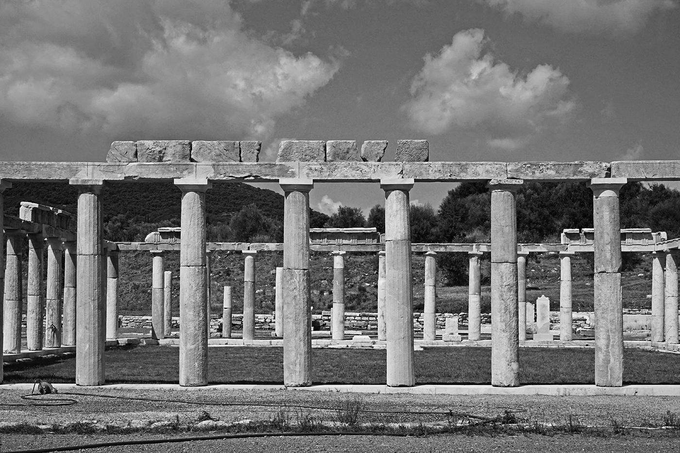 arxaia messini temple