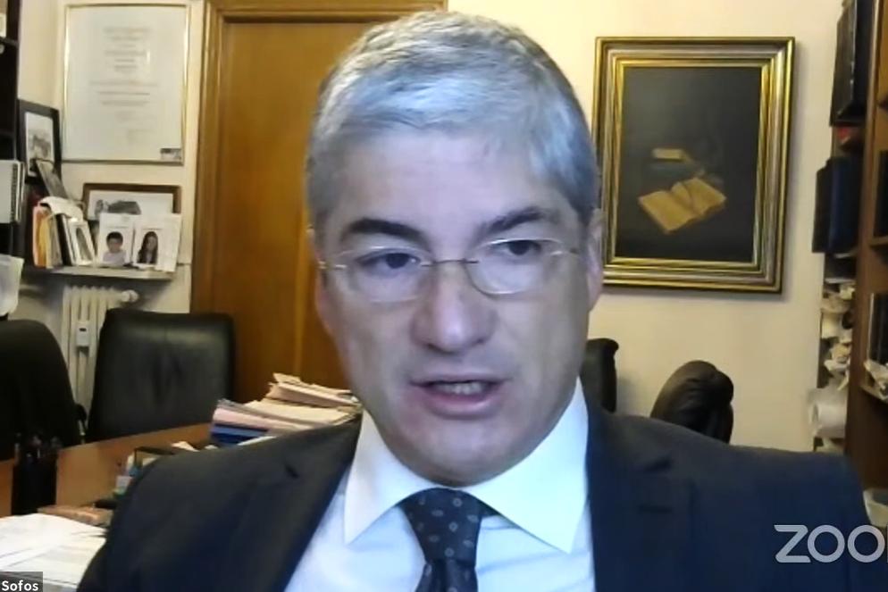 Θέμης Σοφός, Δικηγόρος και Μέλος του ΔΣ του Δικηγορικού Συλλόγου Αθηνών