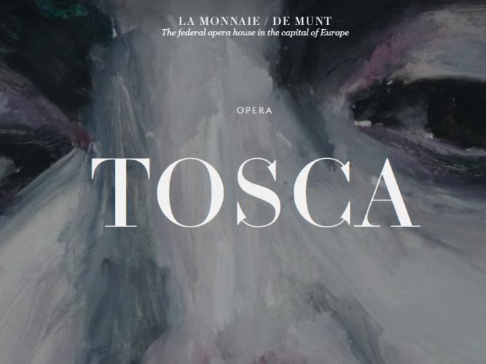 Η Tosca στην όπερα La Monnaie, με δυο έλληνες σολιστ στο λαμπρό καστ