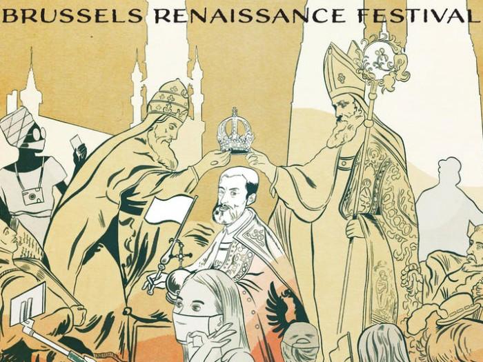 Brussels Renaissance Festival και φέτος στην πόλη μας