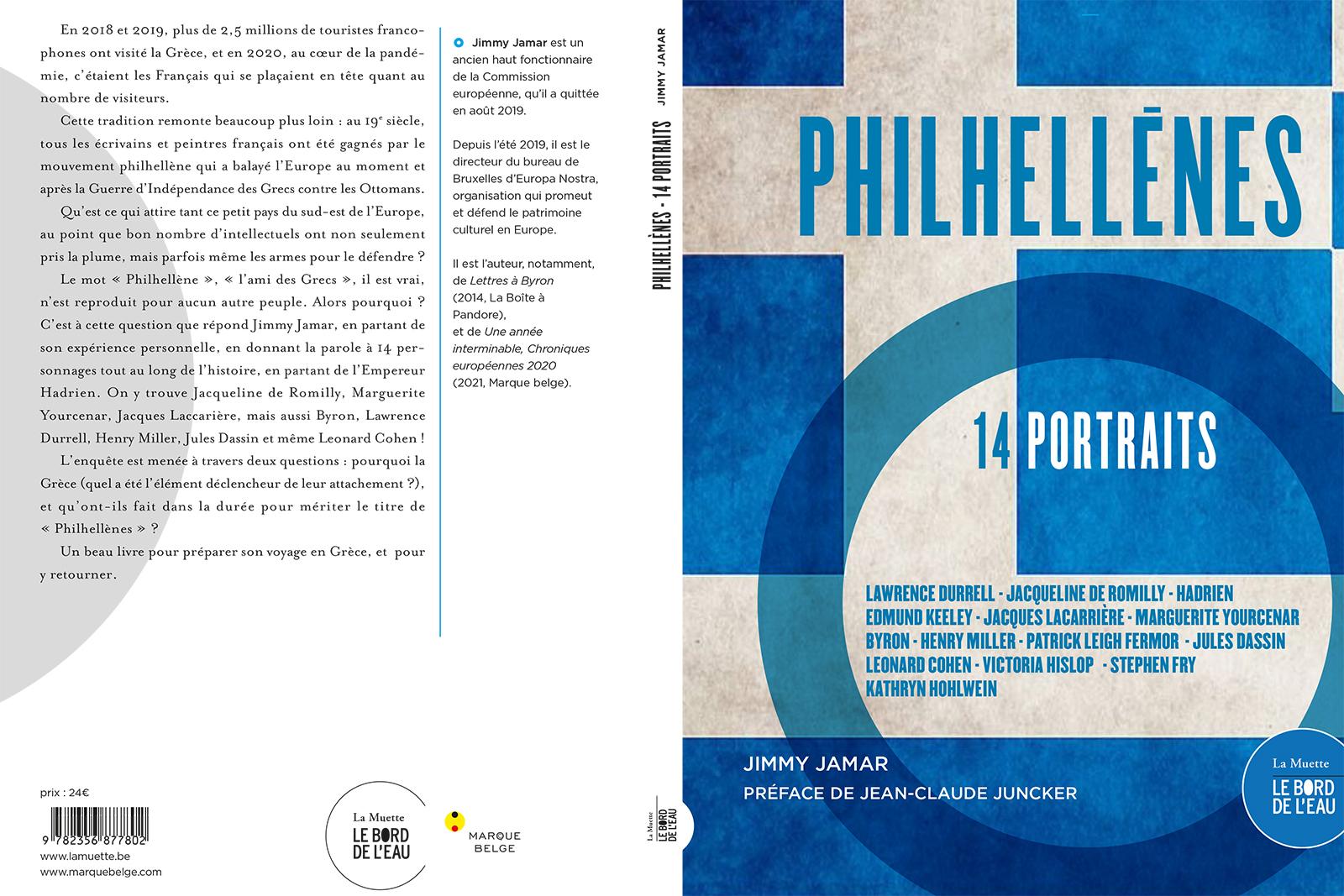 Cover Jamar Philhellènes