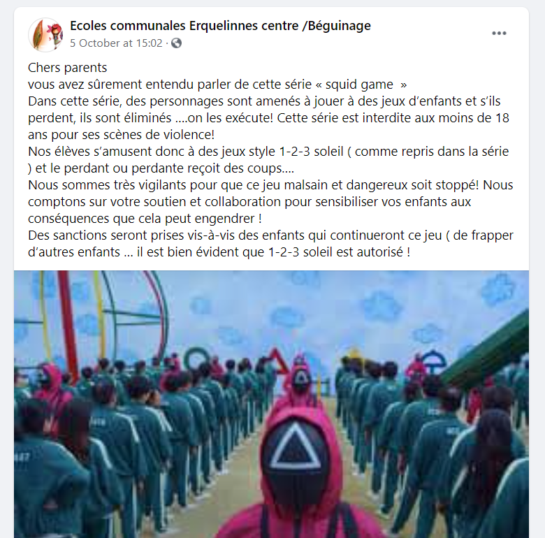 Ecoles communales Erquelinnes