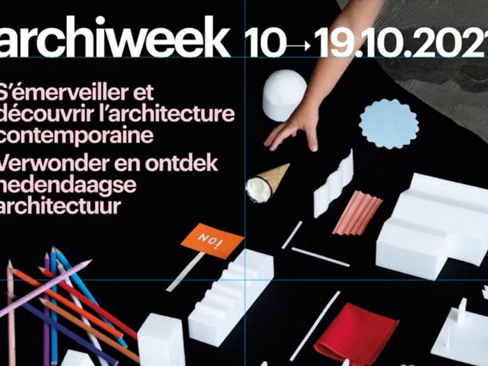 Ημέρες Αρχιτεκτονικής, από 10-19 Οκτωβρίου στις Βρυξέλλες