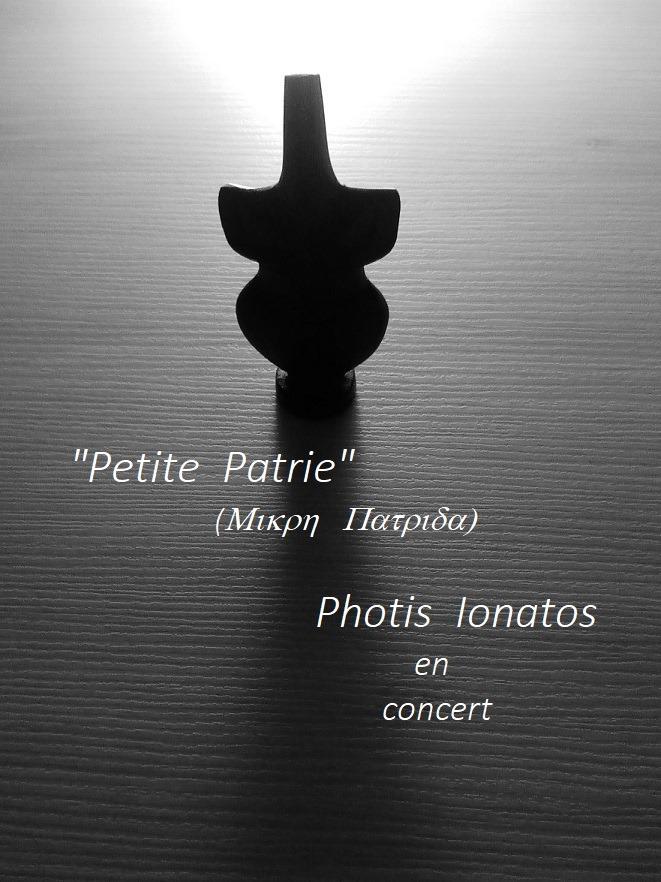 photis ionatos concert 2021