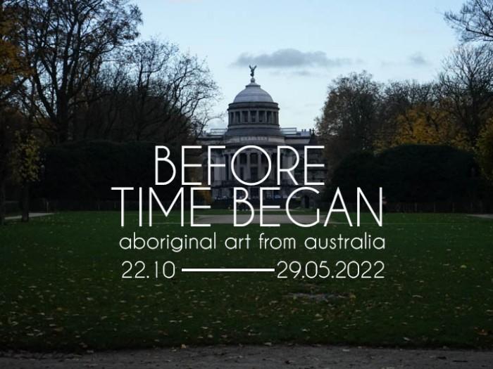 Before Time Began: η σύγχρονη σκηνή τέχνης των Αβορίγινων σε μια νέα έκθεση στις Βρυξέλλες