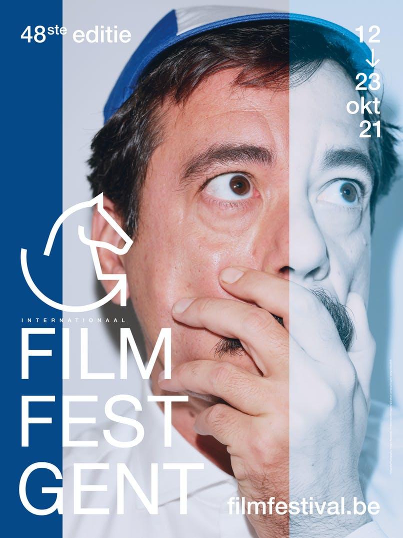 Film Fest Gent affiche Filippou 2021